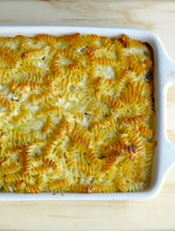 Macaroni Au Four