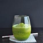 Vanilla Almond Chai Green Smoothie