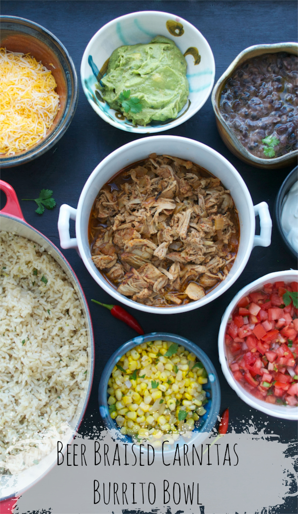 If you love Burrito Bowls, this group of recipes will help you make the best you've ever had!  Make them at home just like your favorite Mexican restaurant!