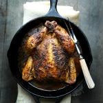 Rotisserie Inspired Roasted Chicken
