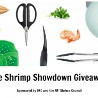 OXO and NFI Shrimp Council Giveaway