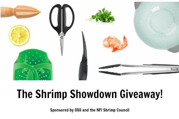 The Shrimp Showdown Giveaway!