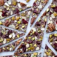 Hippie Chocolate Bark