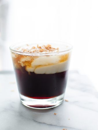 Toasted Coconut White Russian