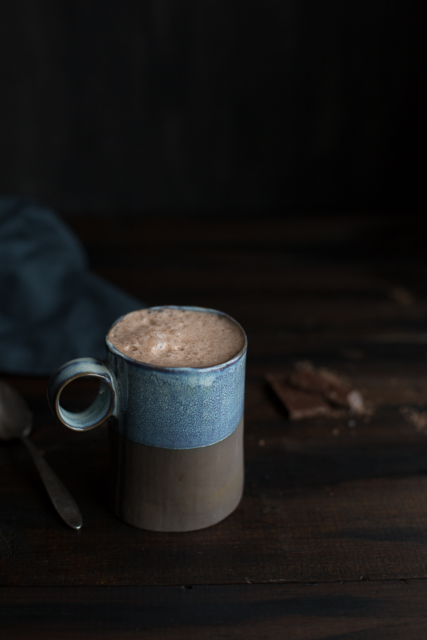 This hot cocoa recipe may be simple, but what you'll end up with is a ...
