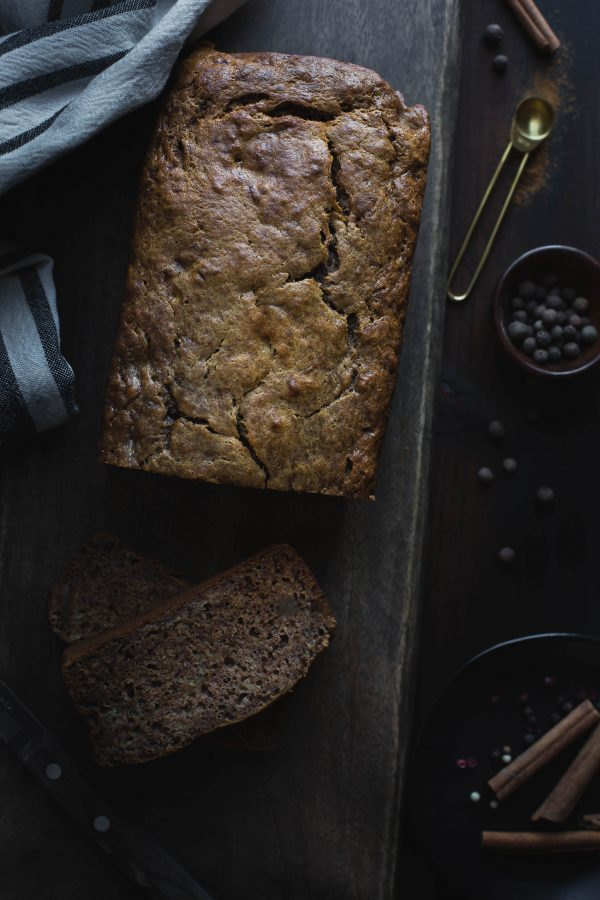 Chai spiced banana bread taste love and nourish you are going to love this healthy chai spiced banana bread made without refined sugar forumfinder Gallery