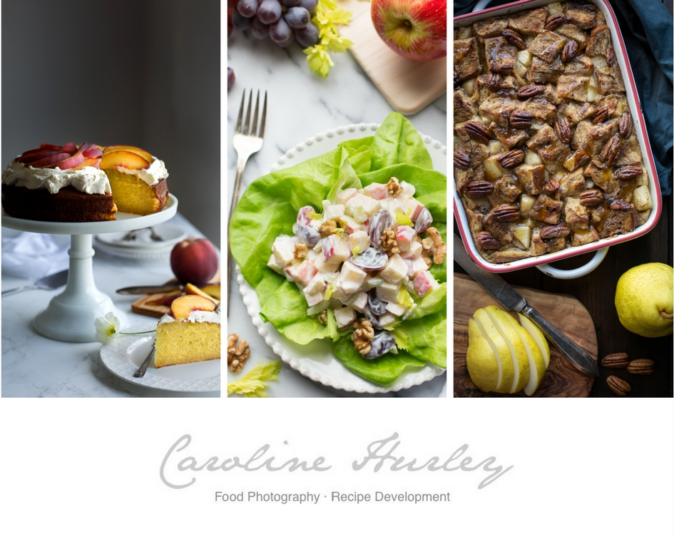 Caroline Hurley Recipe Development and Food Photography